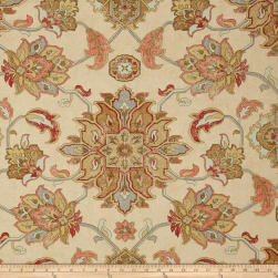 Magnolia Home Fashions Brooklyn Caramel Fabric