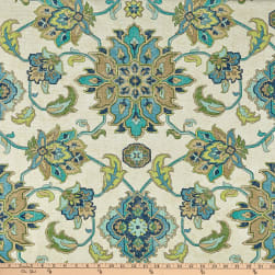 Magnolia Home Fashions Brooklyn Ocean Fabric