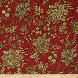 Magnolia Home Fashions Constantine Ruby Fabric