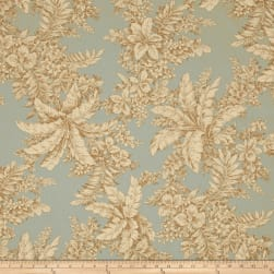 Magnolia Home Fashions Bellingrath Spa Fabric