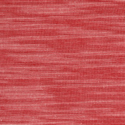 Designer Heathered Lightweig Knit Red