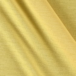 Telio Stretch Miami Mesh Knit Yellow Fabric