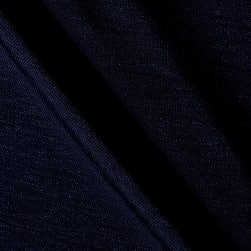 Telio Stretch Miami Mesh Knit Navy Fabric