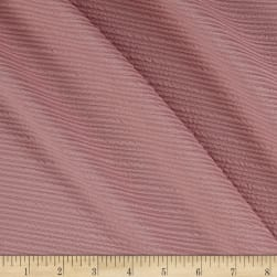 Telio High Low Pique Knit Dusty Pink Fabric