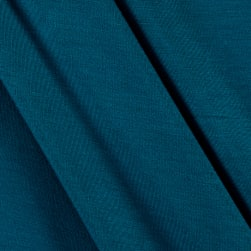 Telio Rayon Jersey Knit Deep Teal Fabric
