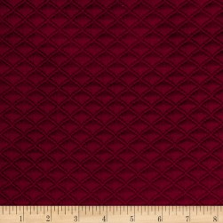 Telio Double Knit Quilt Patch Red