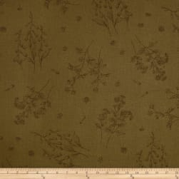 Moda Evening Mist Dried Herbs Fabric