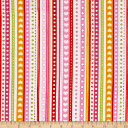 A Miracle Stripe Pink