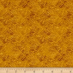 Benartex Bear Paws Grass Gold