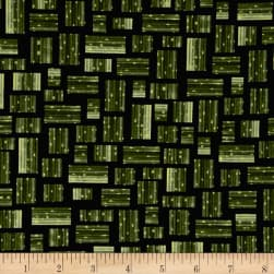 Irresistible Iris Vari Recs Green Fabric