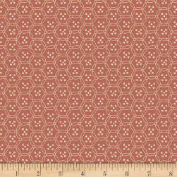 Karma Karma Light Red Fabric