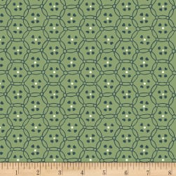 Karma Karma Green Fabric