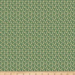 Karma Veda Green Fabric