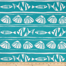 Premier Prints Indoor/Outdoor Caicos Ocean