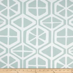 Premier Prints Indoor/Outdoor Aiden Blue Stone Fabric