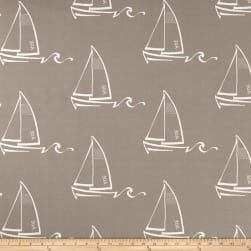Premier Prints Indoor/Outdoor Seaton Oyster Fabric