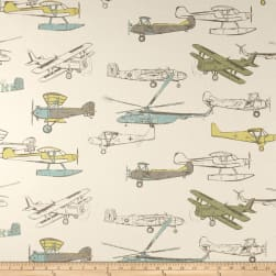 Premier Prints Vintage Air Formica Fabric