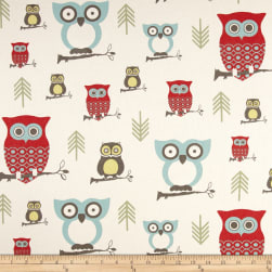 Premier Prints Hooty Formica Fabric