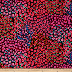 Kaffe Fassett Persian Garden Black Fabric