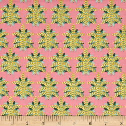 Nebraska State Flower Goldenrod Pink/Yellow