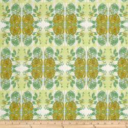 Tina Givens Rose Water Rose Water Mint Fabric