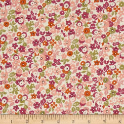 Kaufman Sevenberry Petite Garden Allover Summer Fabric