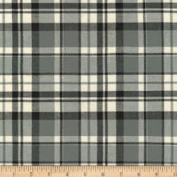 Kaufman Grizzly Plaids 6.6 Oz Twill Plaid Med