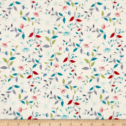Songbird Dandelions & Leaves Cream Multi