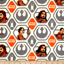 Rogue One: A Star Wars Story Flannel Rebel Polygon Multi