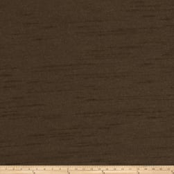 Trend 01697 Faux Silk Chocolate Fabric