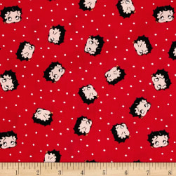 Red White & Boop Betty Dot Ruby