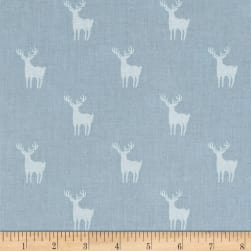 Meadow Deer Blue