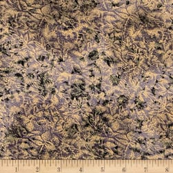 Michael Miller Fairy Frost Dirt Metallic Fabric