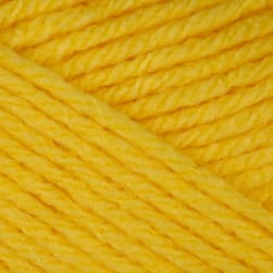 Red Heart Baby Hugs Medium Yarn Sunny
