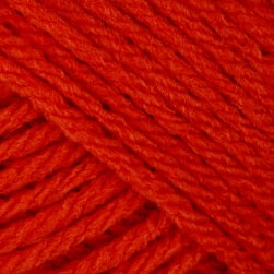 Red Heart Baby Hugs Medium Yarn Orangie