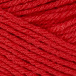 Red Heart Baby Hugs Medium Yarn Peachie