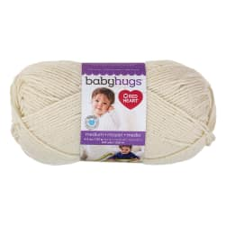 Red Heart Baby Hugs Medium Yarn Shell