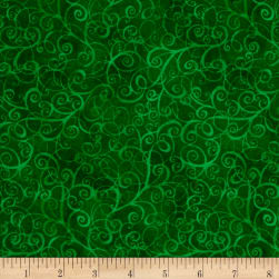 Timeless Treasures Flannel Breeze Green