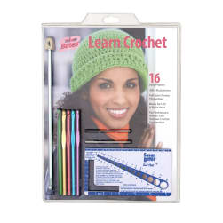 Susan Bates Learn to Crochet Kit
