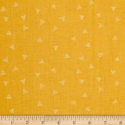 Dear Stella Honey Bee Triangle Dot Bumblebee Fabric