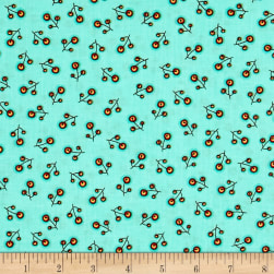 Timeless Treasures Crafty Gemini Dominicana Small Tossed Floral