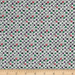 Everything But The Kitchen Sink Sweetheart Taffy Fabric