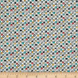 Everything But The Kitchen Sink Sweetheart Butterscotch Fabric