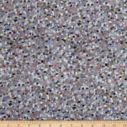 Liberty Fabrics Pointillism Lawn Lavender/Grey Fabric