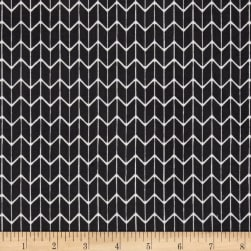 Cosy Home Chevron Charcoal