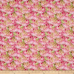 Rainbow Seeds Hydrangea Pink Fabric