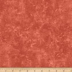 Early to Rise Texture Red Fabric