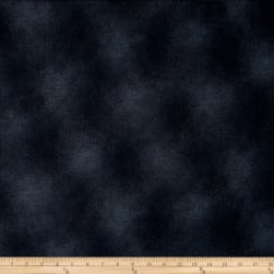 Chalk Effects Mirage Black Fabric