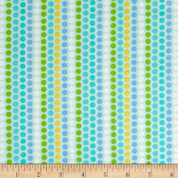 Kanvas Zoo Baby Zoo Dot Aqua Fabric