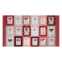 Loralie Designs Nifty Nurses 23.5